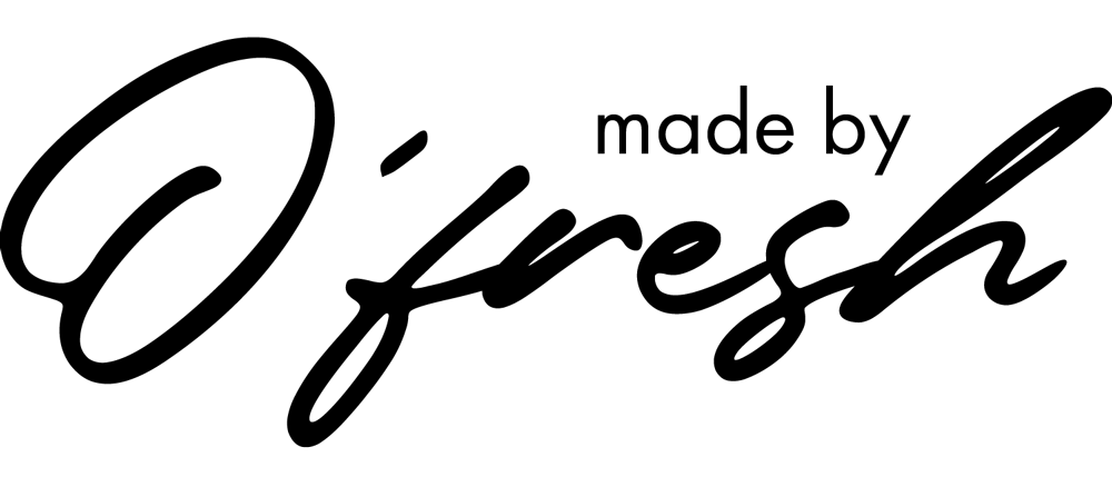Made by O Fresh logo
